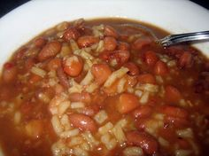 Pinto Beans And Rice In A Crock Pot Or On Stove Top) Recipe - Low-cholesterol.Food.com