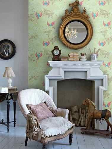 Grove garden wallpaper pinterest john lewis for John lewis bathroom wallpaper