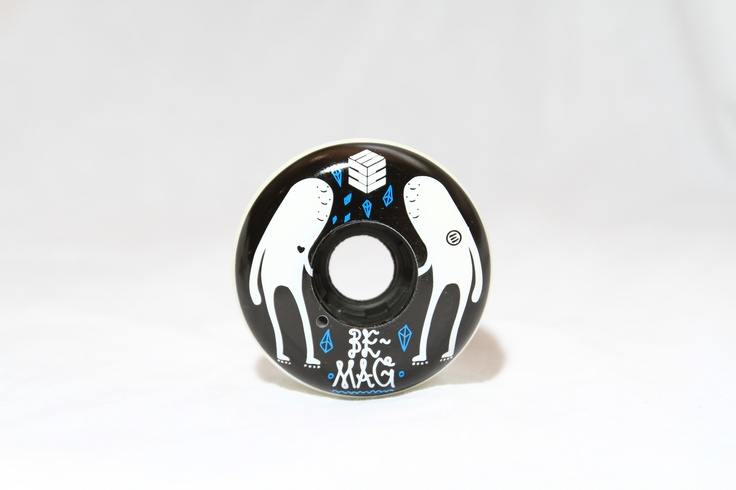 The brand new Eulogy x Be-Mag Collaboration Wheel 2013