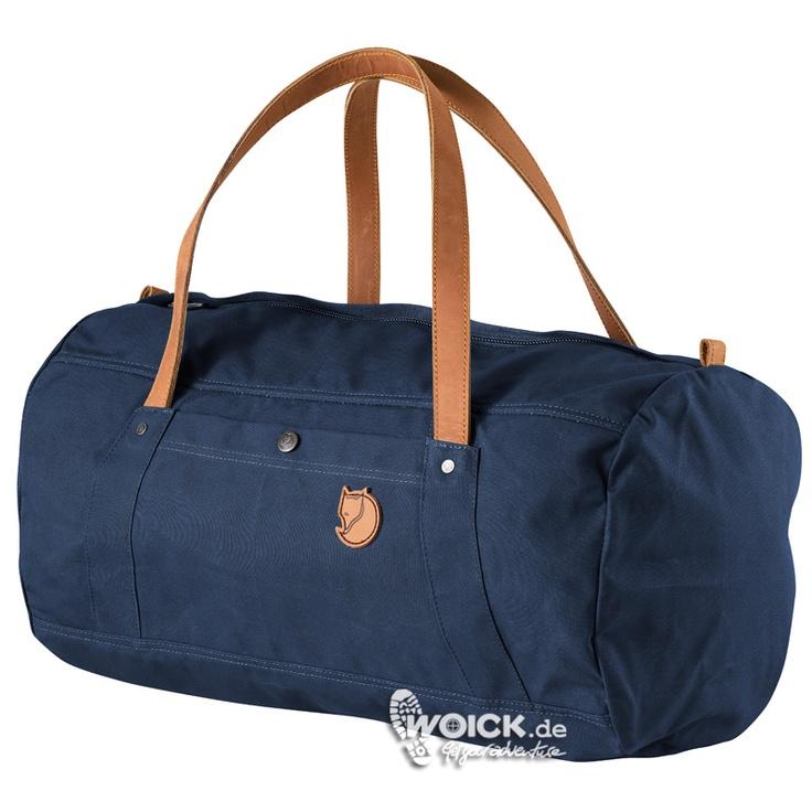Fjällräven Shop   Duffel No.4 Seesack navy Tasche Reisetasche