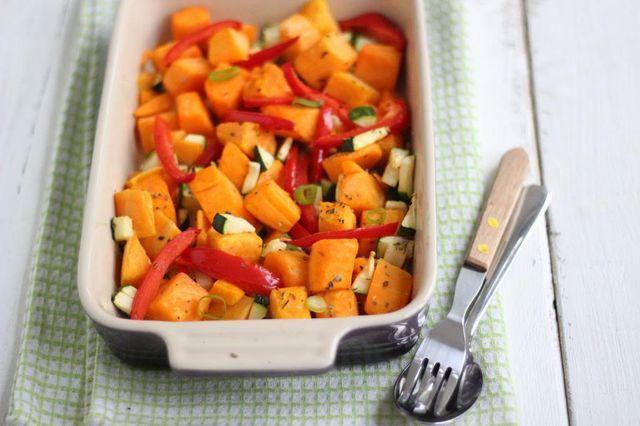 Geroosterde groenten uit de oven | Lekker en simpel | Bloglovin'