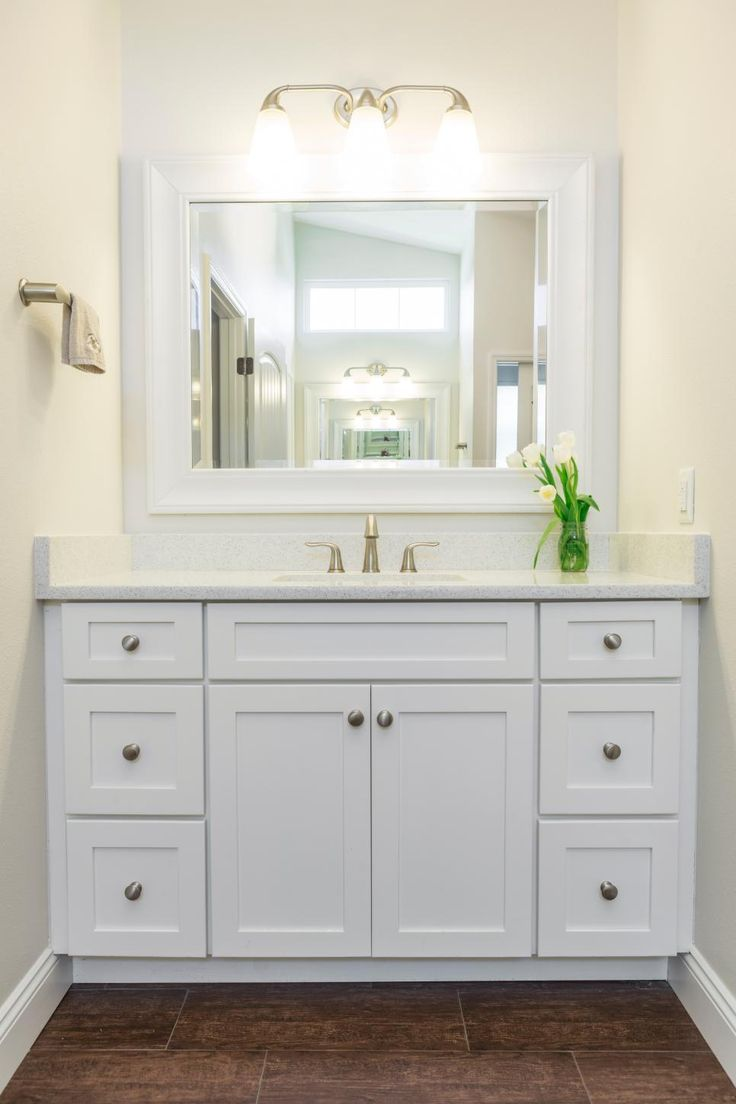 25 Best Ideas About White Bathroom Cabinets On Pinterest