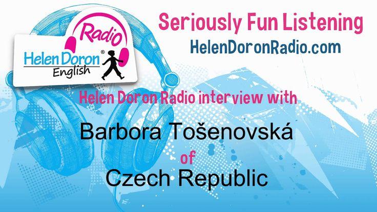 Interviu cu Barbora Tosenovska, MF Helen Doron Republica Cehă.