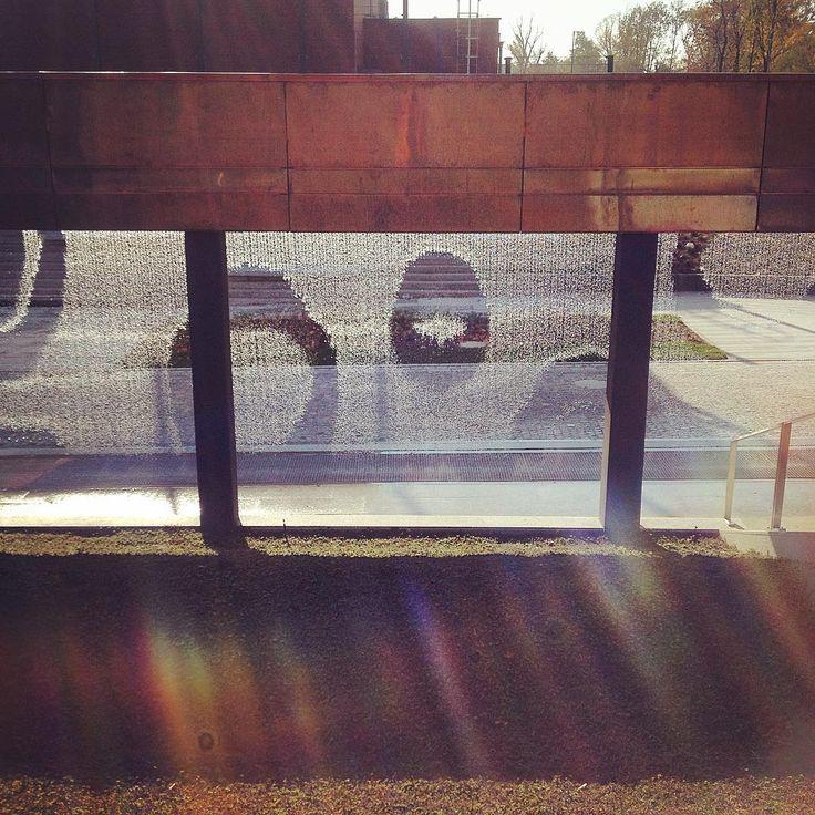 Hydropolis / ART FM #hydropolis #composition #facade #copperdesign #copperpanels #minimal #minimalism #miedzwarchitekturze #miedz #aurubis #archdaily #architect #M2NH #archilovers #architecturelovers #polandarchitecture #polisharchitecture #hydropoliswroclaw #watercurtain #drukarkawodna #water #nordicstandard #digitalwatercurtain #igerswroclaw #wroclovers #artofarchitecture #urbanabstraction #wrobiektyw #architronic #polskaarchitektura