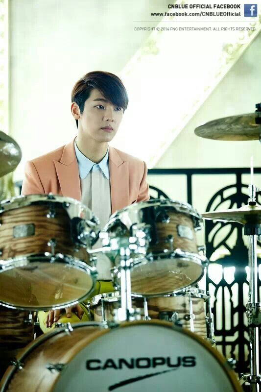 CNBLUE Can't Stop Minhyuk