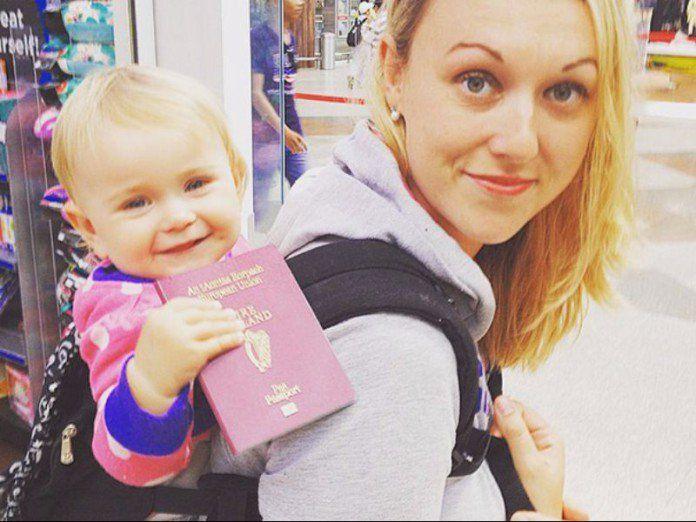 Esmé, le bébé qui faisait le tour du monde avec ses parents !