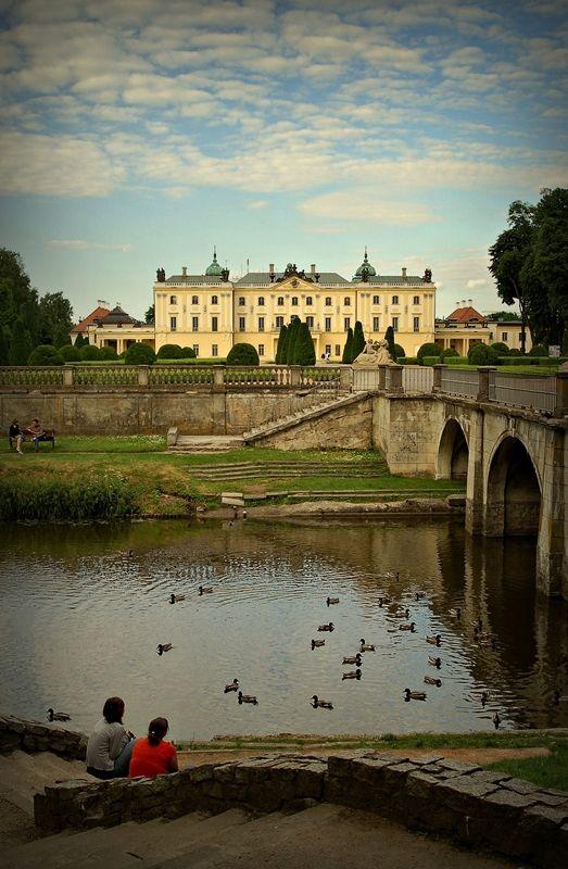 Pałac Branickich ; Białystok