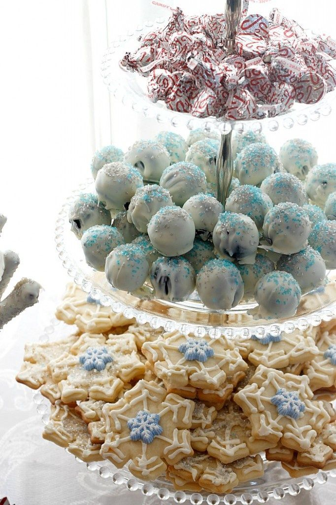 It's Snow Much Fun To Be One! Winter Onederland First Birthday Party Ideas -Beau-coup Blog