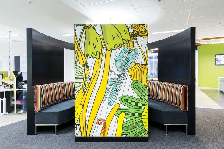 71 best Graffiti interiors images on Pinterest | Graffiti, Murals ...