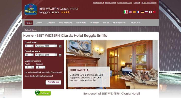 Visita il nuovo sito www.classic-hotel.it