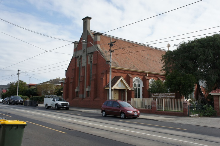 Caulfield Indonesian Uniting Church in Balaclava Road, North Caulfield. (photo by Victor Perton)