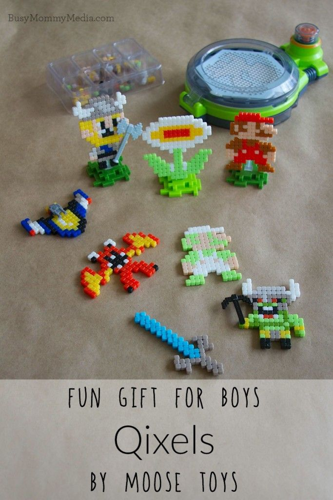 Fun Gift For Boys Qixels By Moose Toys Qixelsworld
