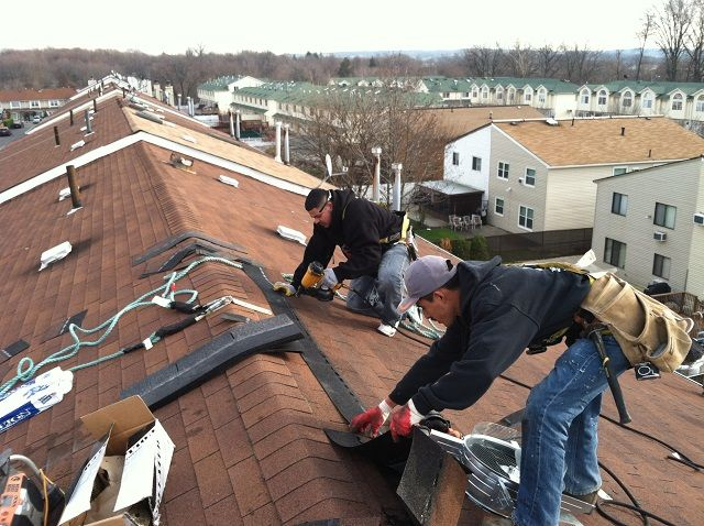 24 Best Maple Roofing Images On Pinterest | Roofing Companies, Roofing  Contractors And Flat Roof Repair