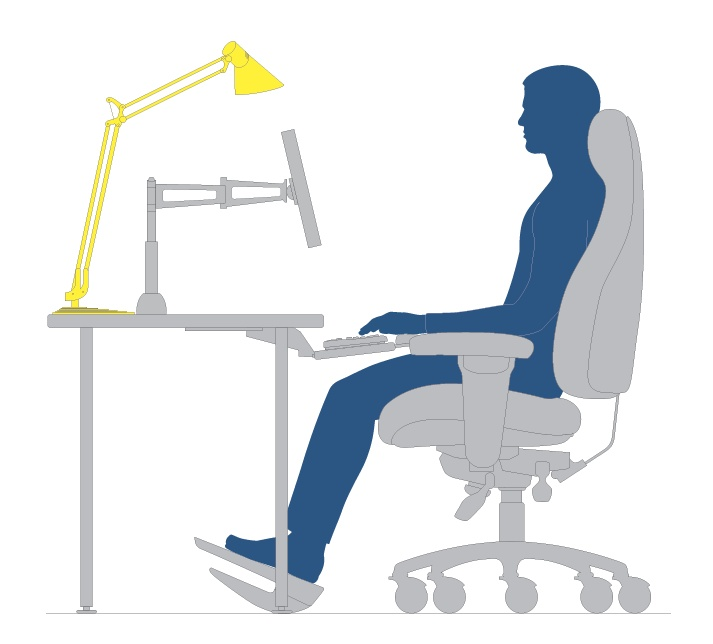 112 Best Ergonomics Images On Pinterest The Office