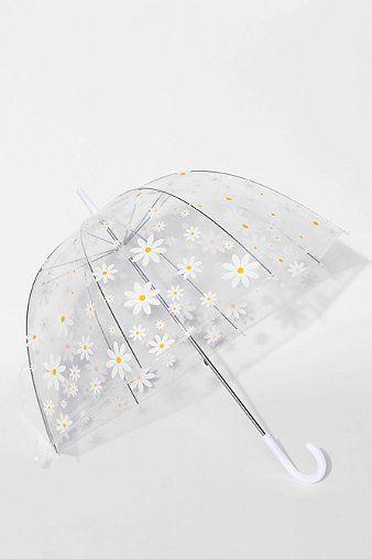 April Showers Bubble Umbrella - Urban Outfitters @Christina & Dezuanni Cret