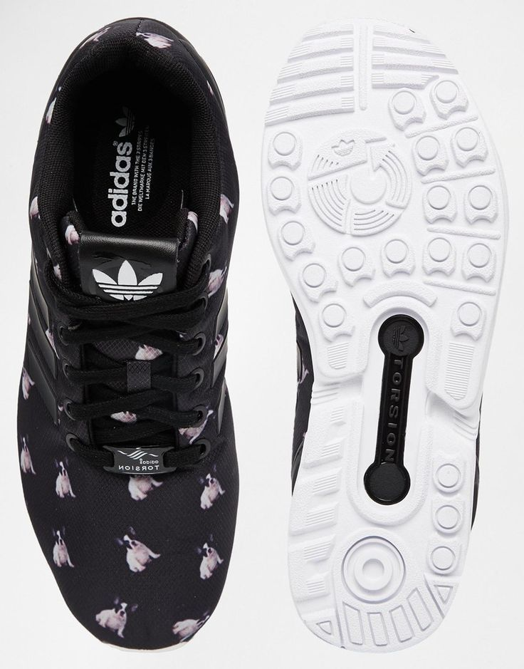 newest exquisite style the sale of shoes Love the print of these! Adidas Originals x Rita Ora Pug ...