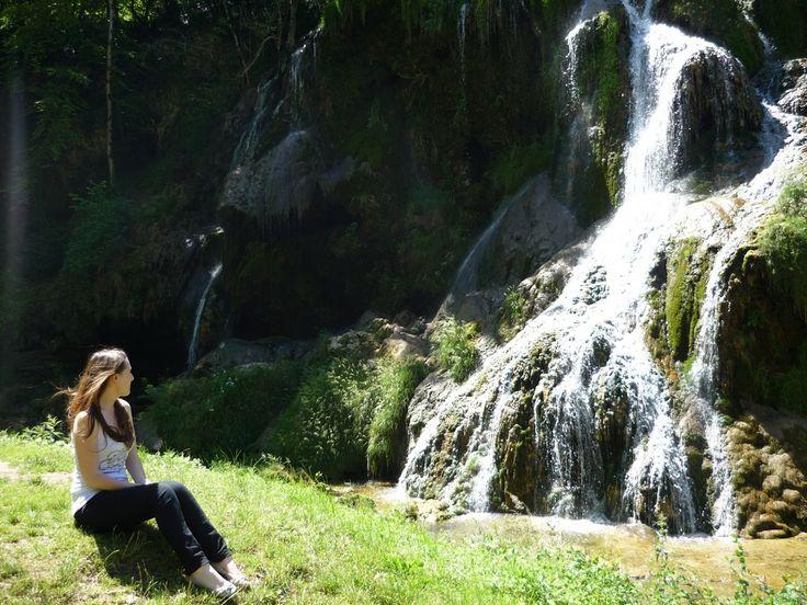 cascades de baume-les-messieurs - Tourisme en Franche-Comte