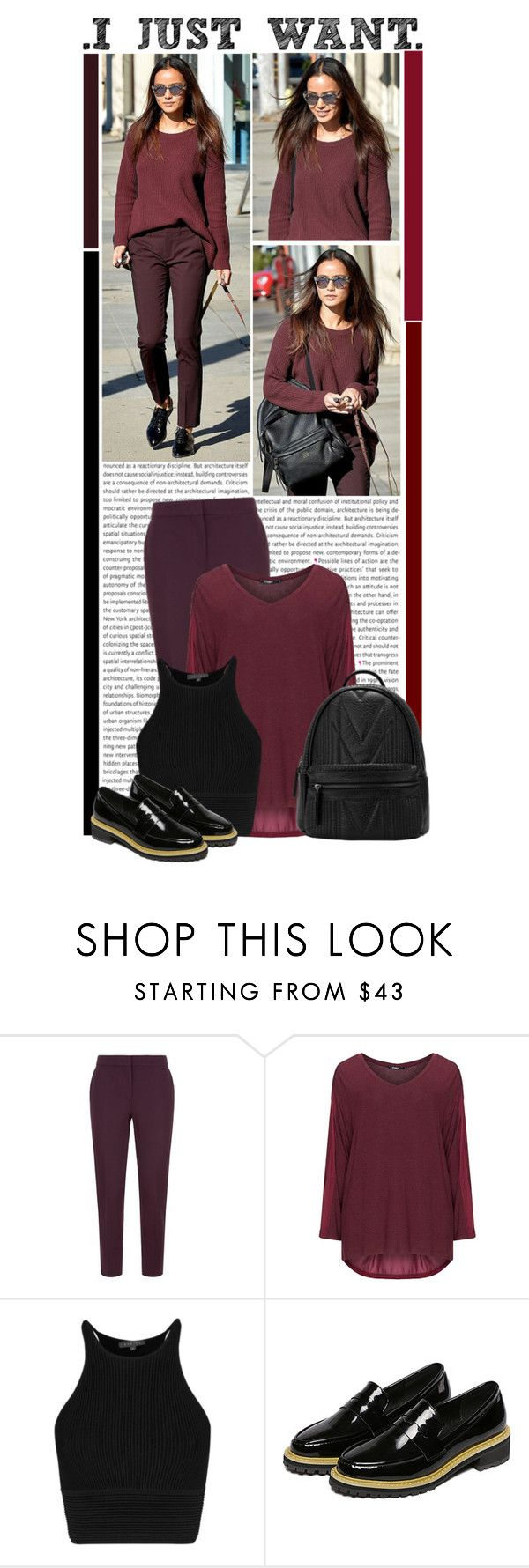 """""""#1317 (Jamie Chung)"""" by lauren1993 ❤ liked on Polyvore featuring Oris, MaxMara and Mat"""