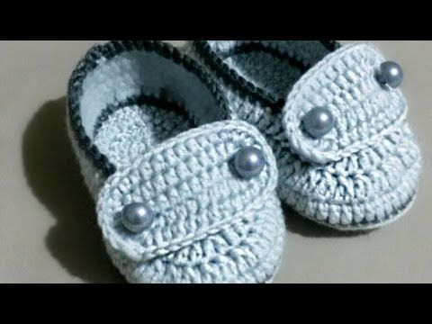 En Kolay Bebek Patiği Yapımı - YouTube