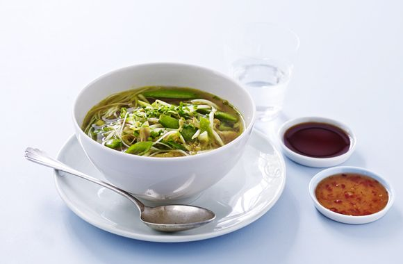 Vietnamesisk nudelsuppe