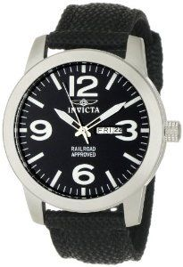 #Invicta 1046 Specialty Canvas Stainless  women watch #2dayslook #new #watch #nice  www.2dayslook.com