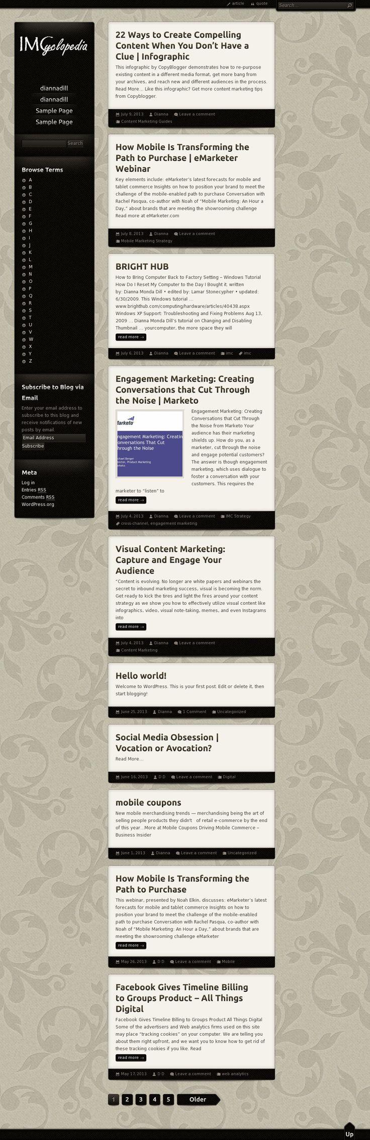 mobile marketing, mcommerce, mobile marketer >> mobile marketing --> http://imcyclopedia.com