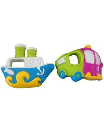 Жирафики Кораблик и грузовичок  — 100р. ------------------------ Кораблик и грузовичок - отличные игрушки для самых маленьких. Они не принесут вреда здоровью и заинтересуют как девочек, так и мальчиков.