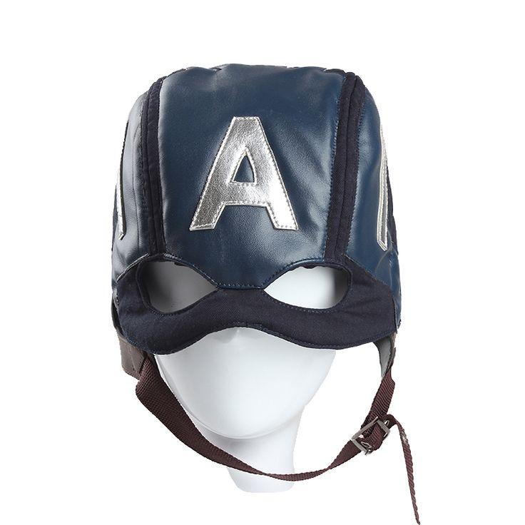 Aliexpress.com : Buy Men Carnival Helmet Avengers Helmet Age of Ultron Captain America Cosplay Costume Steve Rogers Outfits Adult Superhero Costume from Reliable superhero costume suppliers on manles cosplay store