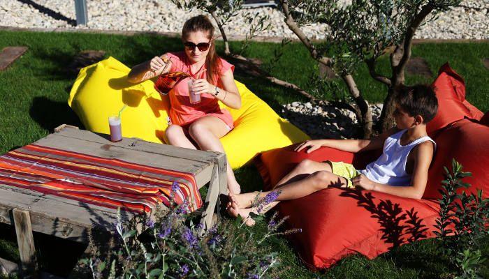 Un séjour tout compris. Les goûters sont faits maison au Clos des Coustoulins à Lacoste http://bougerenfamille.com/sejour-tout-compris-herault/