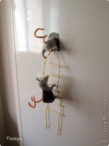 магнит на холодильник