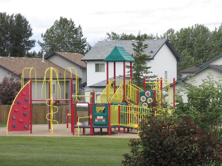 Such a lovely playground