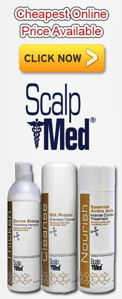 This is the homepage of the Scalp Med Reviews 4U website. Navigate to coupons, reviews, results, and other information on this hair loss product.