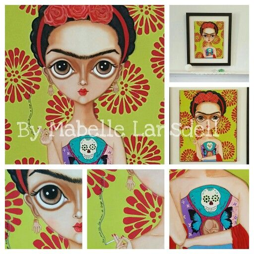 FRIDA BY MABELLE LANSDELL