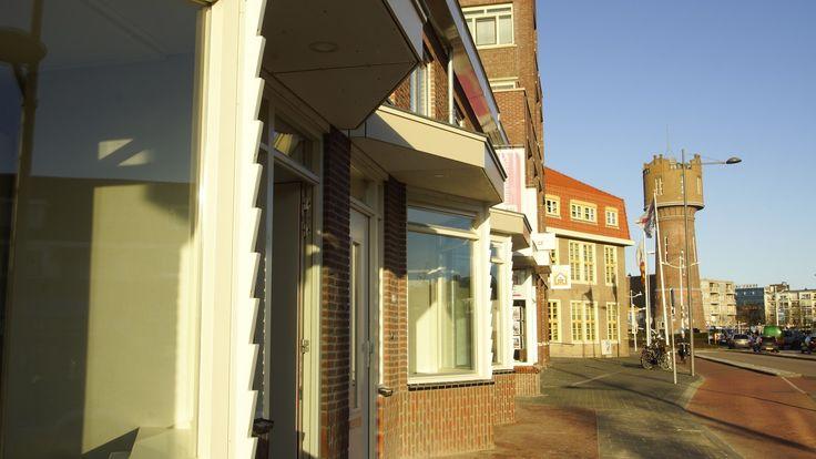 Renovatie bedrijfspanden tot woningen Middenweg 151-155 te Den Helder