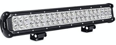LED Light Bar Nilight 20 Inch 126w LED Work Light Spot Flood Combo Led Bar Off Road Lights