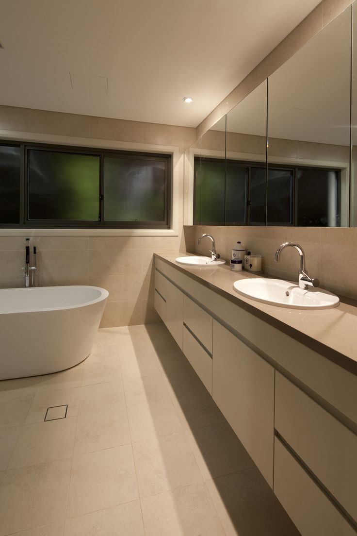 Bathroom @Roseville Sydney by the Site Foreman #newhome #homeinspiration #interiordesign #buildingahouse