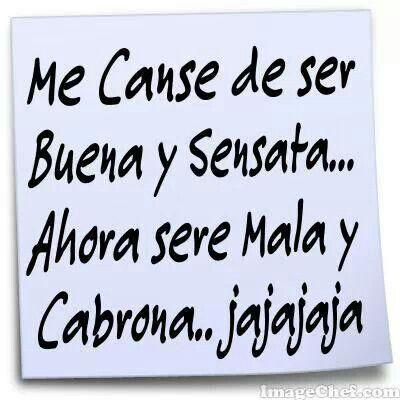 Jajajaja Ya lo soy!! lol