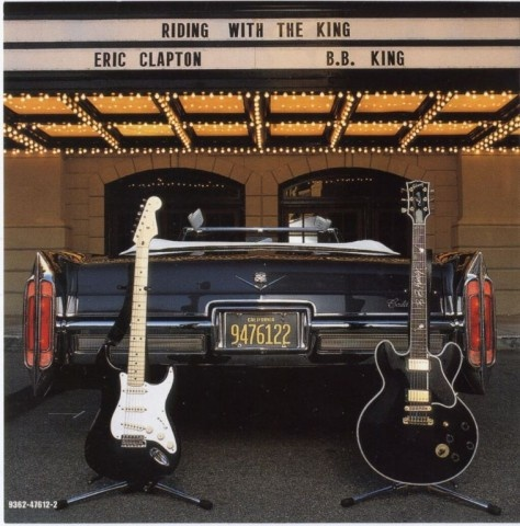 Riding with the king (2000) Eric Clapton with B.B.King