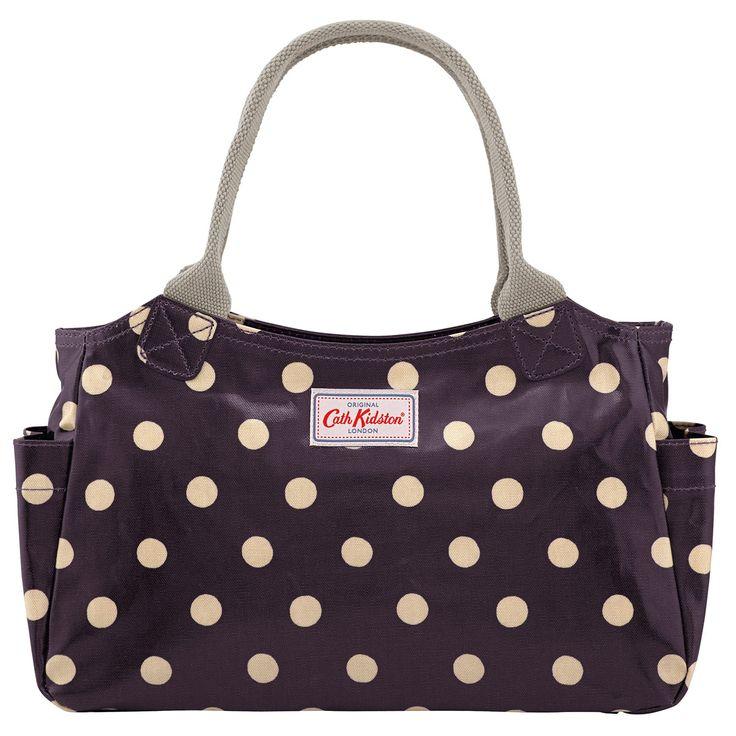 Button Spot Day Bag | Cath Kidston |