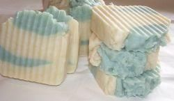 Baby Powder Soap - 6 Handmade Bars