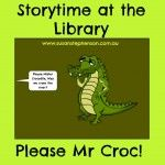 Storytime at the Library – Session 5