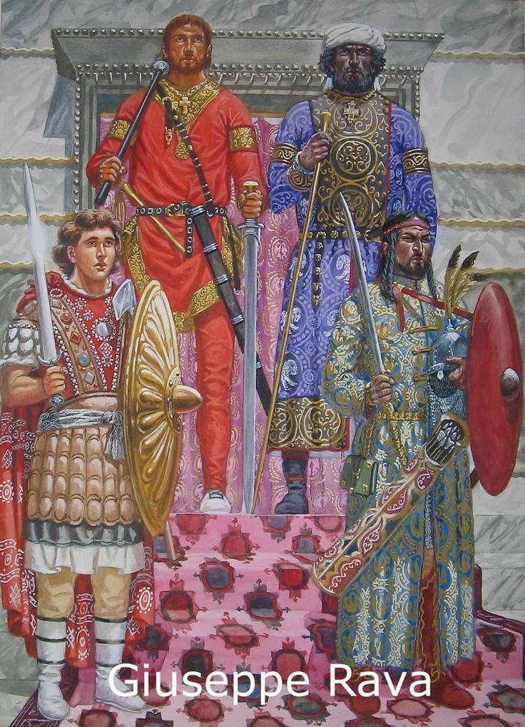 Pin by Ben Fiene on Nikephorian Byzantines in 2020