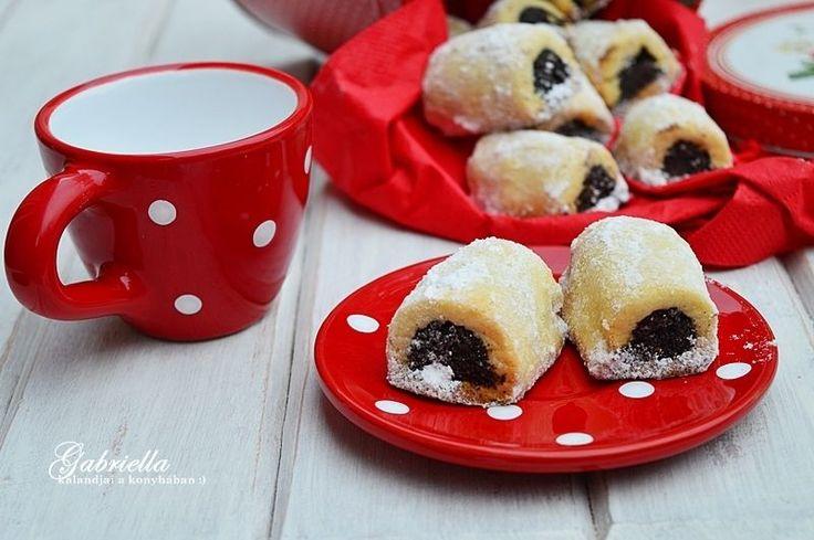 Gabi kedvenc sütije, avagy omlós mákos rudacskák