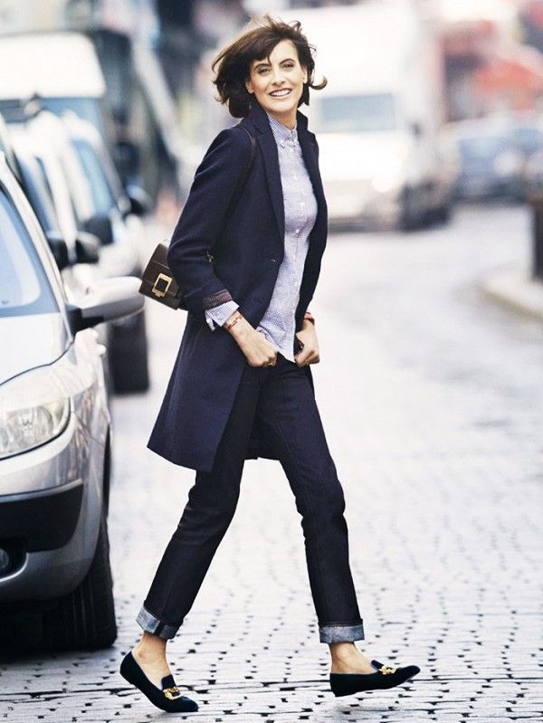 Americans Love French Style—But Whose Style Do French Women Covet? (via Bloglovin.com )