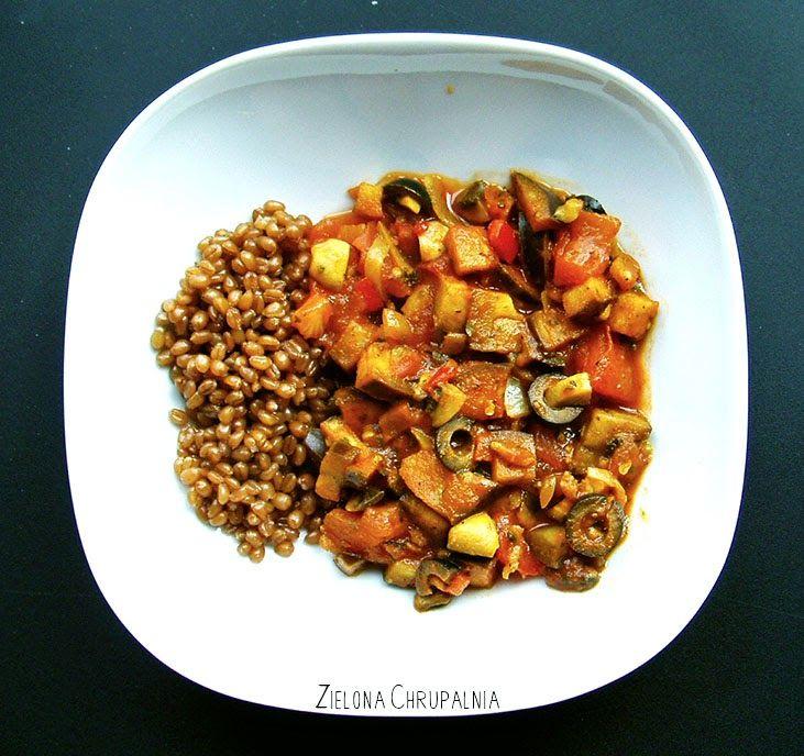 wegetariański blog kulinrany - zdrowe przepisy roślinne