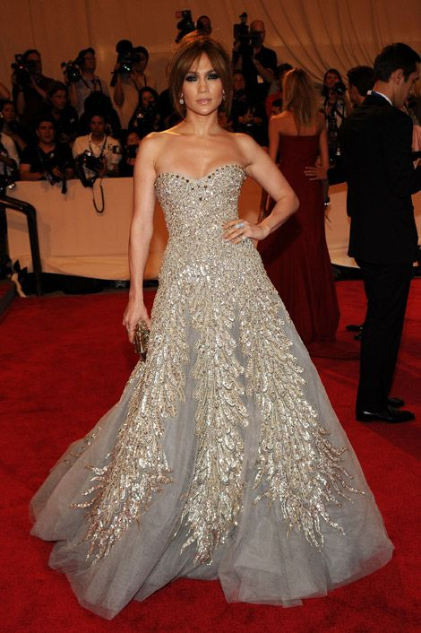 Jennifer Lopez's Tour Wardrobe Will Be Designed by Zuhair Murad! | Grazia Fashion
