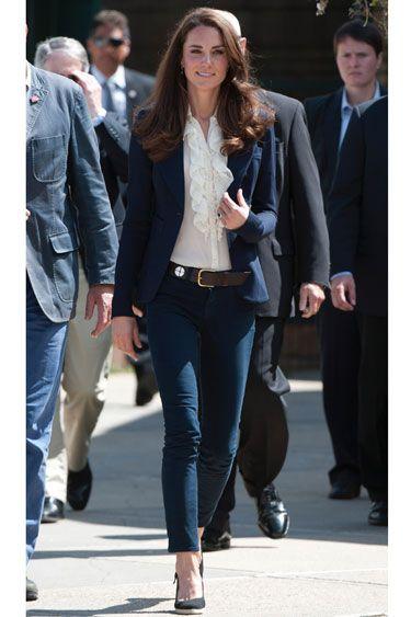 So sophisticated, Kate Middleton