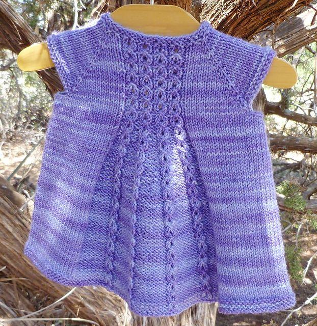 Ravelry: Marian Dress pattern by Taiga Hilliard Designs