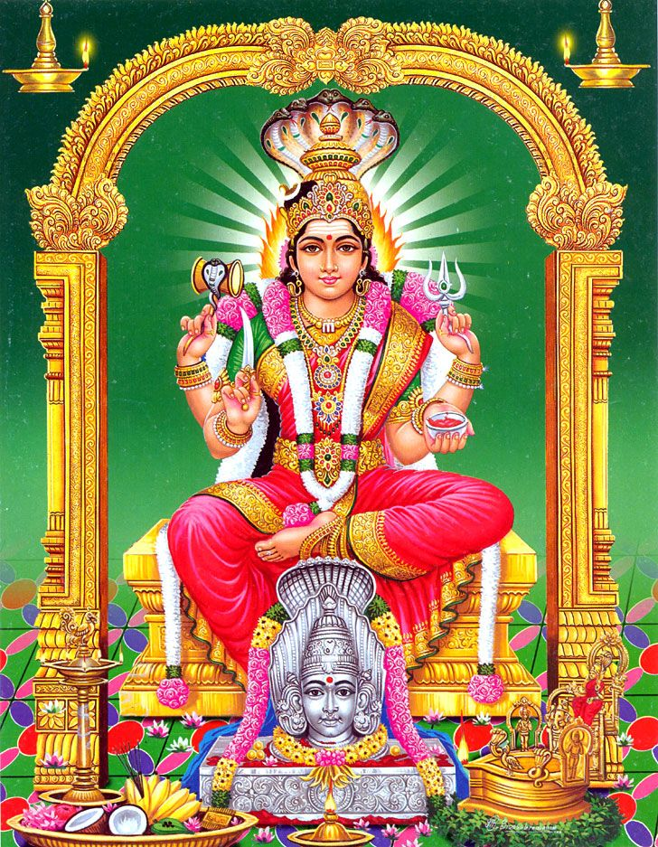 Devi Karumariamman Free Hindu GodGoddess Wallpapers