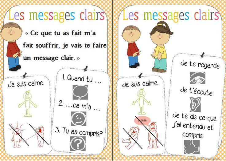 messages clairs-aff